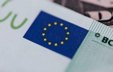EU banknote